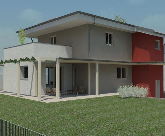 Riark - Progetti - Due famiglie, una casa, zero consumi - Bergamo